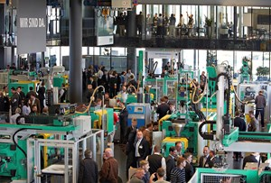 Arburg 'Technology Days'-6700 Visitors and Several Novelties